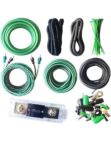 Car Amplifier Wiring Kits | Amazon.com on