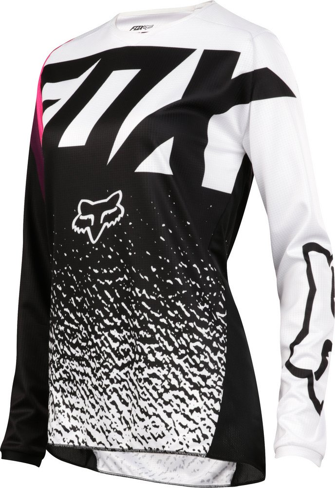 Fox Racing 2018 Womens 180 Jersey-Black/Pink-L