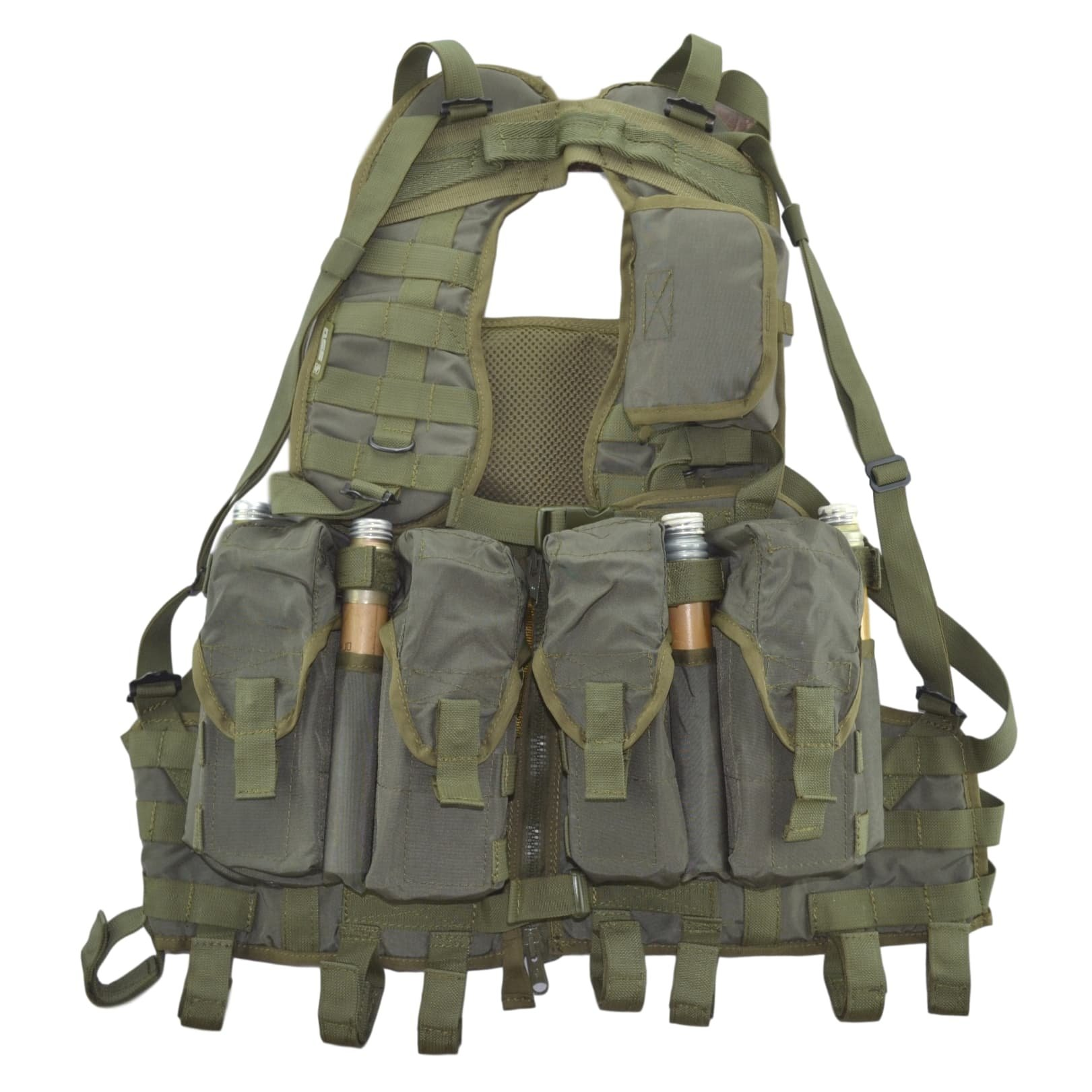 Tactical Vest Nerpa Russian Scout Chest Rig by SPOSN / SSO by SSO/SPOSN