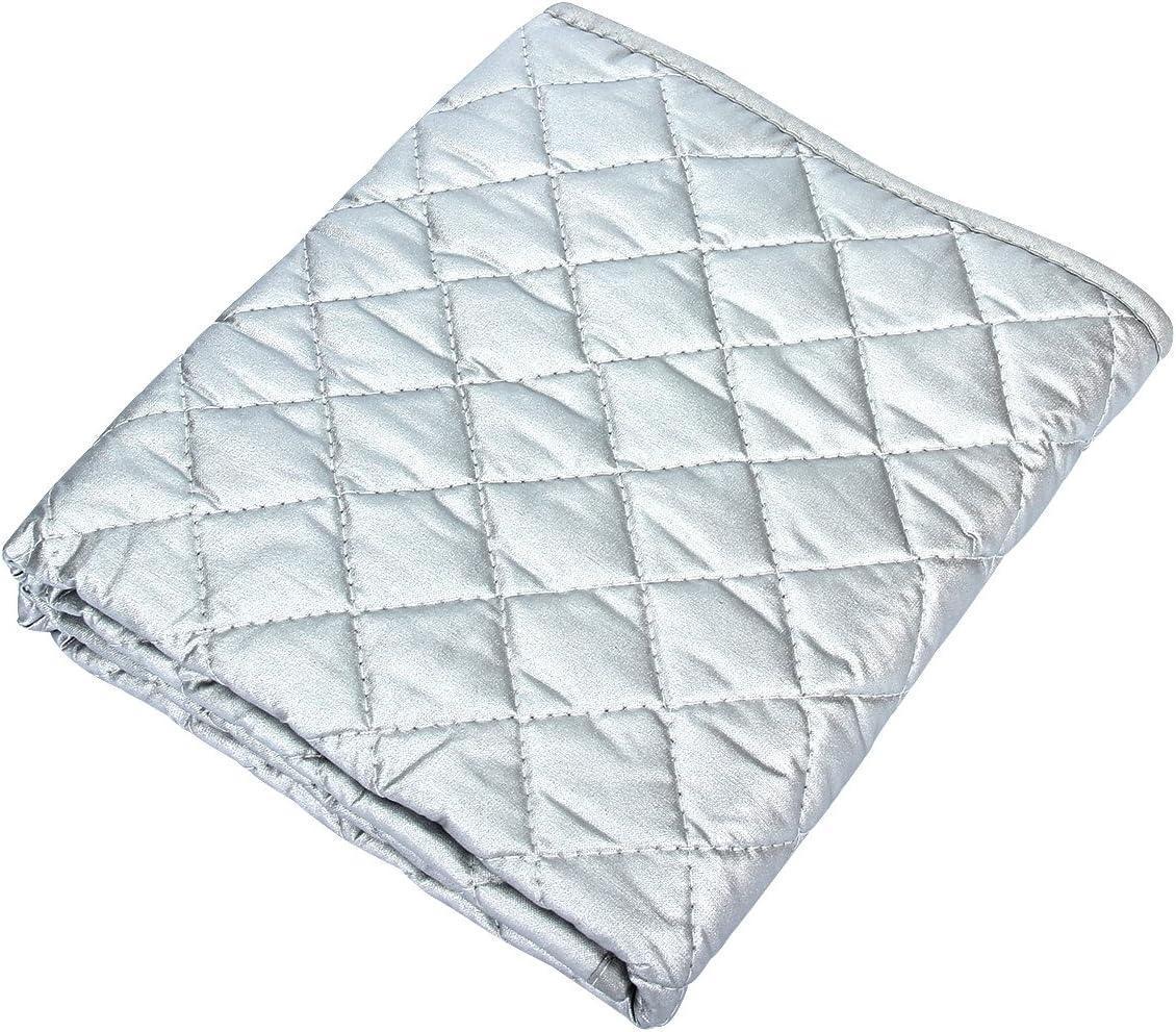 55 x 60cm Kitchnexus Portable Ironing Blanket Heat Resistant Safe Iron Laundry Pad tappetino per Lavasciuga 48/x 85/cm//55/x 65/cm//70/x 100/cm Cotone