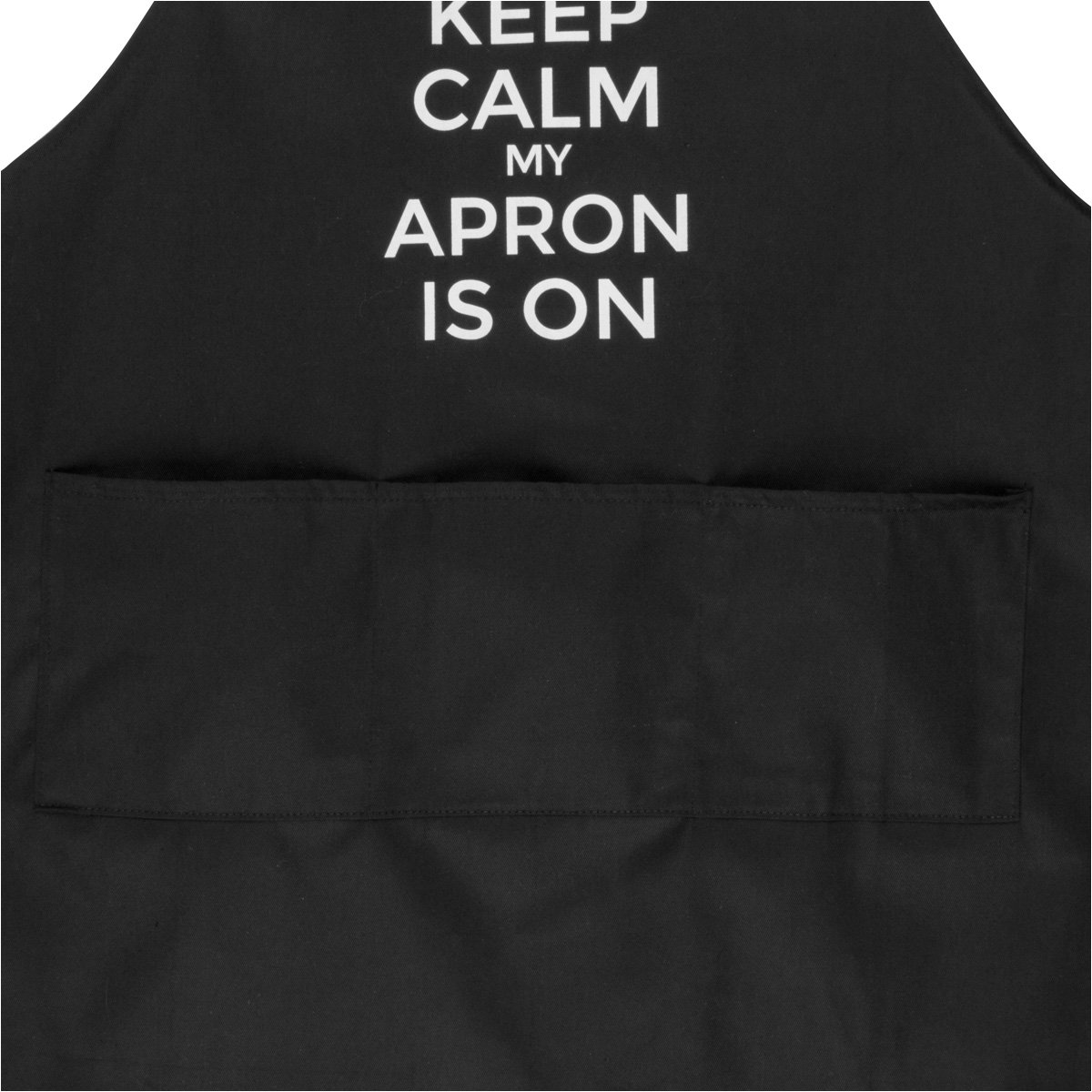 White apron old school rs - Amazon Com Kitchenlife Keep Calm My Apron Is On Chef Quality Cooking Apron Black In Color For Cooking Baking Crafting Woodwork Home Kitchen