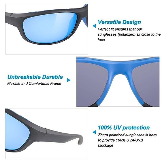 f7944459297 Amazon.com   Avoalre TAC Polarized Sports Sunglasses