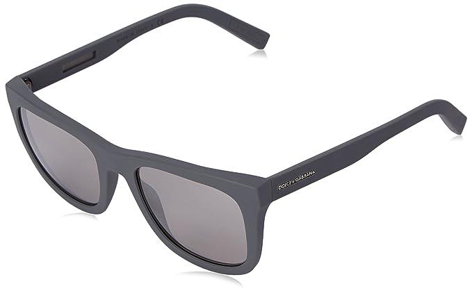 cb34c2fa685c D G Dolce   Gabbana Mens 0DG2145 Square Sunglasses