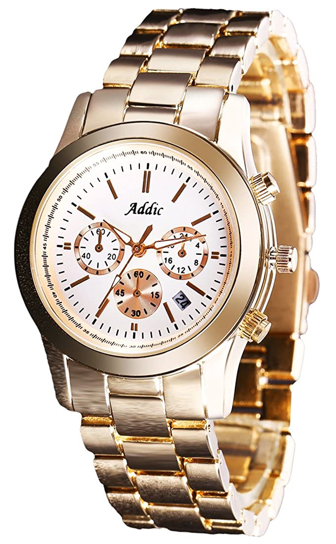 938eb0b7335 Buy Addic Analog White Dial Women s Watch - AddicWW443 Online at Low Prices  in India - Amazon.in