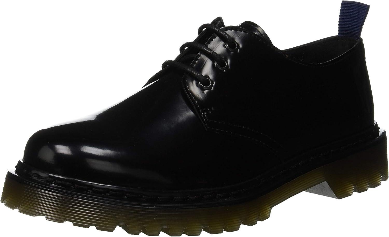Trussardi Jeans Pyramid Studs, Zapatos de Cordones Derby para Hombre