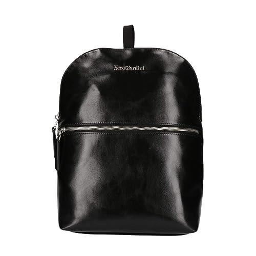 Nero Giardini Zaino borsa donna nero 4007 A844007D  Amazon.it  Scarpe e  borse 5cf9a06e825