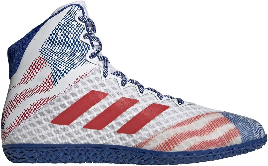 adidas Mat Wizard Hype White/Royal/Red