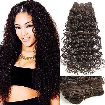 Amazon spanish wave human hair weaves 4 color new style 100 spanish wave human hair weaves 4 color new style 100 unprocessed brazilian virgin hair pmusecretfo Choice Image