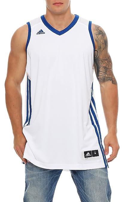 Herren Adidas Basketball Trikot