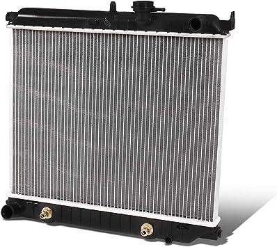 TYC 2707 Chevrolet Colorado 1-Row Plastic Aluminum Replacement Radiator