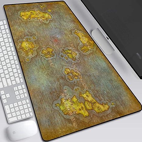 World Of Warcraft Mauspad 900 X 400 Xxl Gaming Mauspad Elektronik