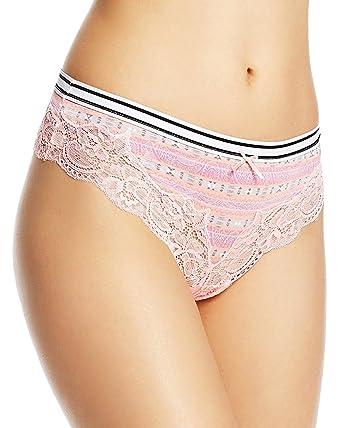 9dc8bb5133b2 Honeydew Intimates Women's Haley Thong at Amazon Women's Clothing store: