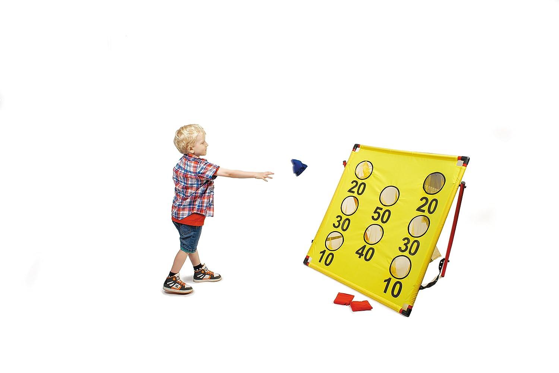 Stupendous Amazon Com 360 Athletics Bean Bag Target Set Toys Games Pdpeps Interior Chair Design Pdpepsorg