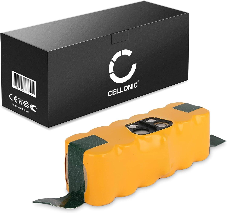 Cable de Carga Negro Cable de alimentacion CELLONIC/® Cargador 10.8V - 20V 14.4V Scooba 300//385 // 390 1.9A Compatible con iRobot Roomba 400//500 // 560//620 // 630//650 // 780//800 // 880