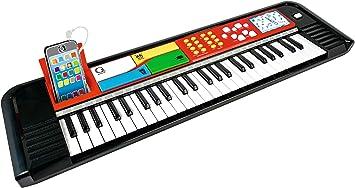 Simba 106837079 - Mi música del mundo, I-teclado, capacidad ...