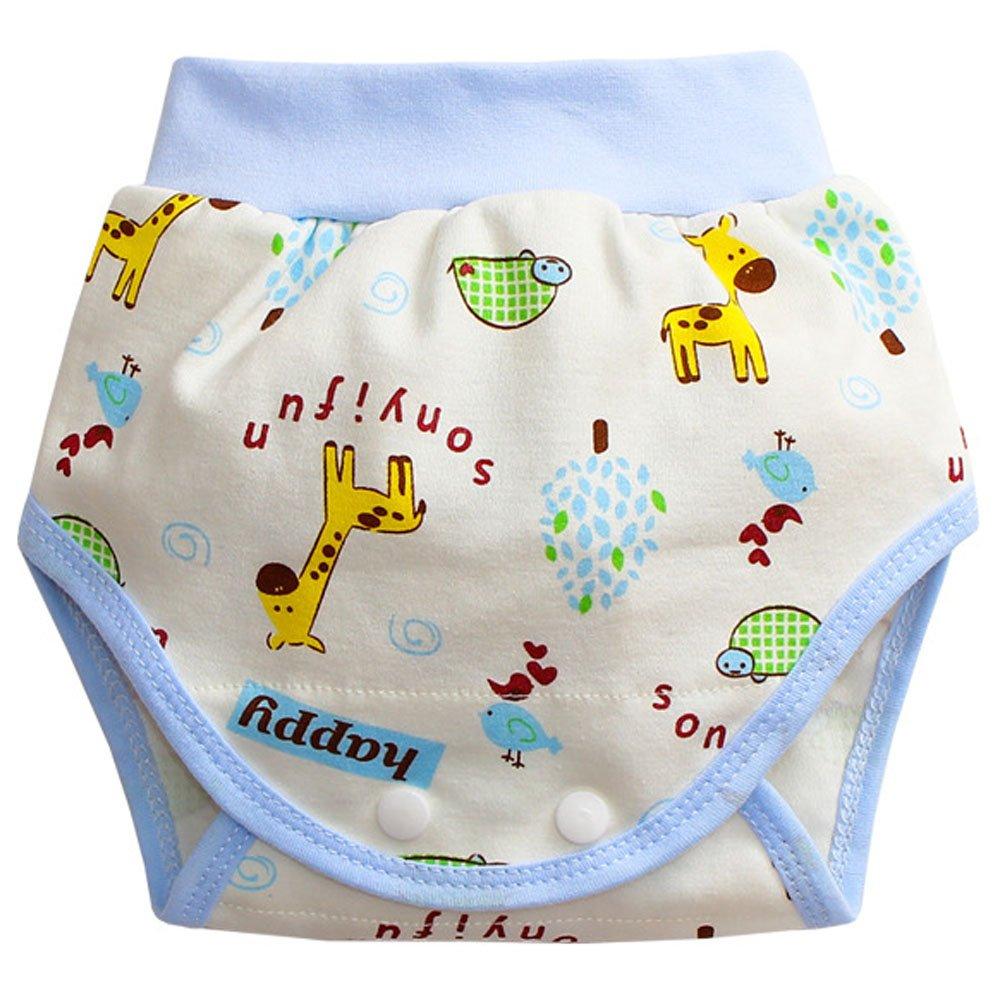 ARAUS-Culottes d'apprentissage Couche Enfant Bébé Filles Garçons en Coton Animaux