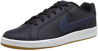size 40 6cd0b 16935 Nike Court Royale, Sneakers Basses Homme, Multicolore (Oil Grey Thunder Blue