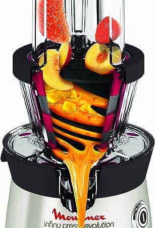 Moulinex ZU5008 Infiny Press Revolution - Licuadora, color ...