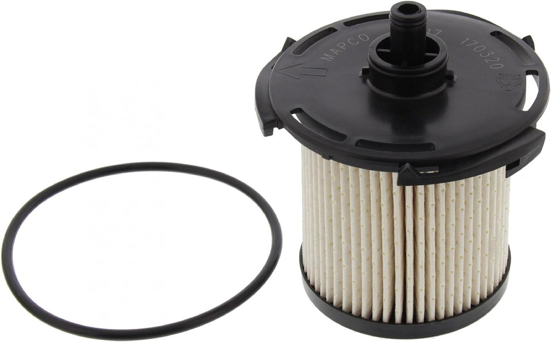 MAPCO 63617/Fuel filter