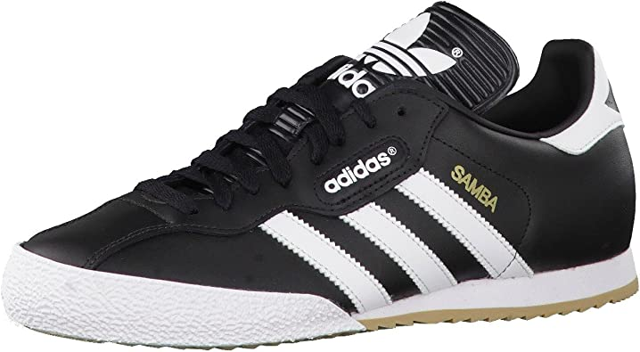 miseria Cortar Sinewi  adidas Samba Super, Zapatillas Hombre: Amazon.es: Zapatos y complementos