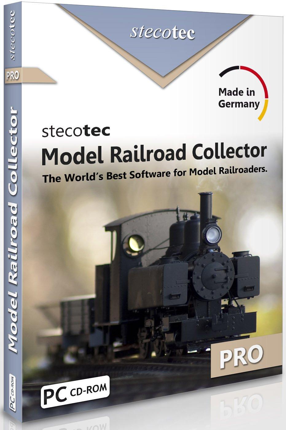 Amazon Com Model Train Software Stecotec Model Railroad