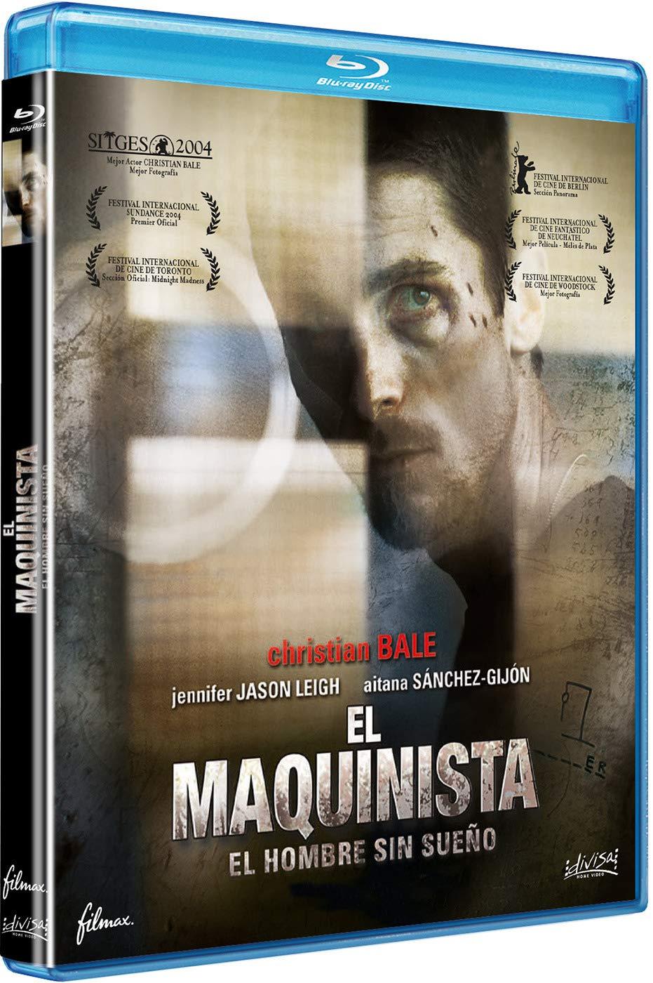 El Maquinista - El hombre sin sueño [Blu-ray]