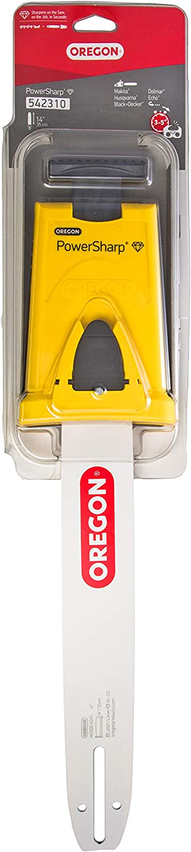 OREGON 542310-14-Inch Powersharp Bar Con Sacapuntas Para 52 Impulsión De Cadena De Acoplamiento