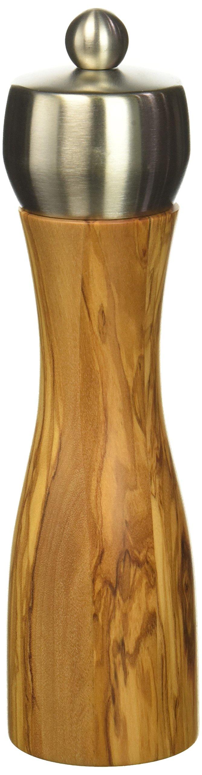 Peugeot 33828 Classic Fidji Pepper Mill, Olive Wood, 20 cm