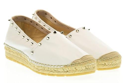 VIDORRETA Alpargatas Zapatos 25853 Blanco Talla 38 Color Blanco: Amazon.es: Zapatos y complementos
