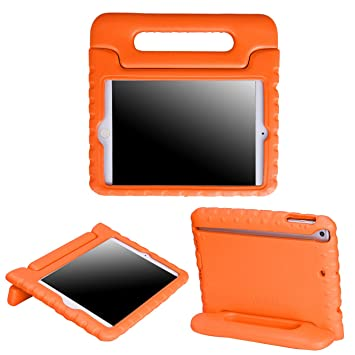 amazon com hde kids case for ipad mini 2 3 shock proof ruggedhde kids case for ipad mini 2 3 shock proof rugged heavy duty impact resistant