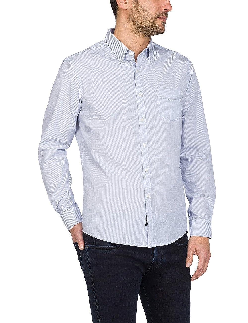 TALLA M. REPLAY Camisa para Hombre