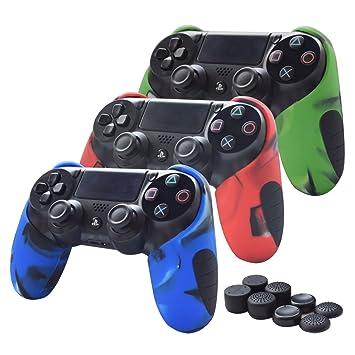 Amazon.com: Funda de silicona para PS4: playstation 4: Video ...