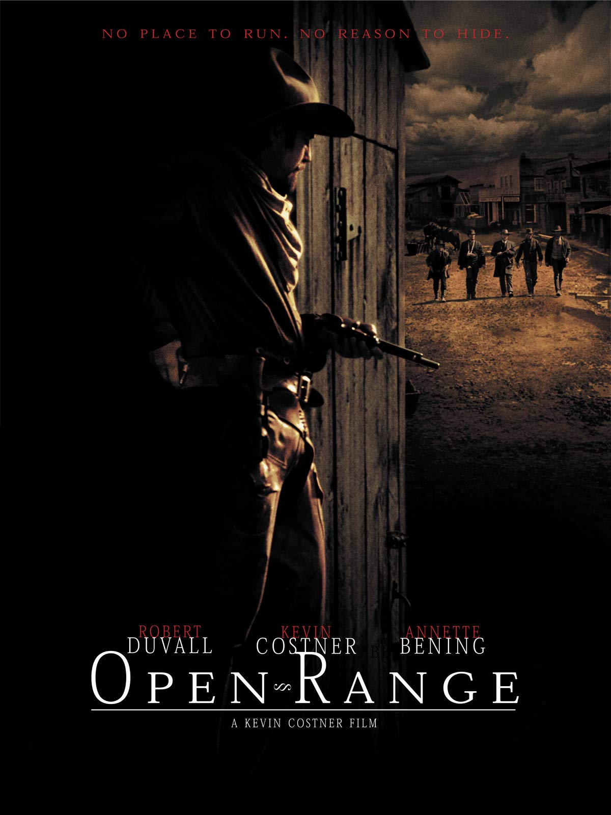 Open Range on Amazon Prime Instant Video UK