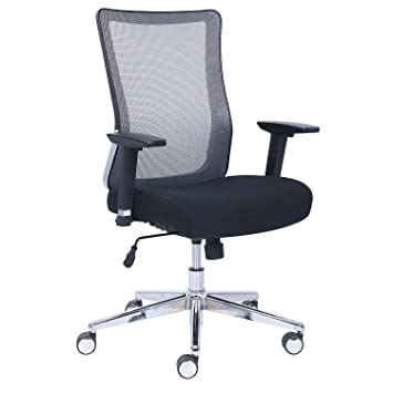 Amazoncom Wellness By Design Mesh Task Chair Supports Up To 275