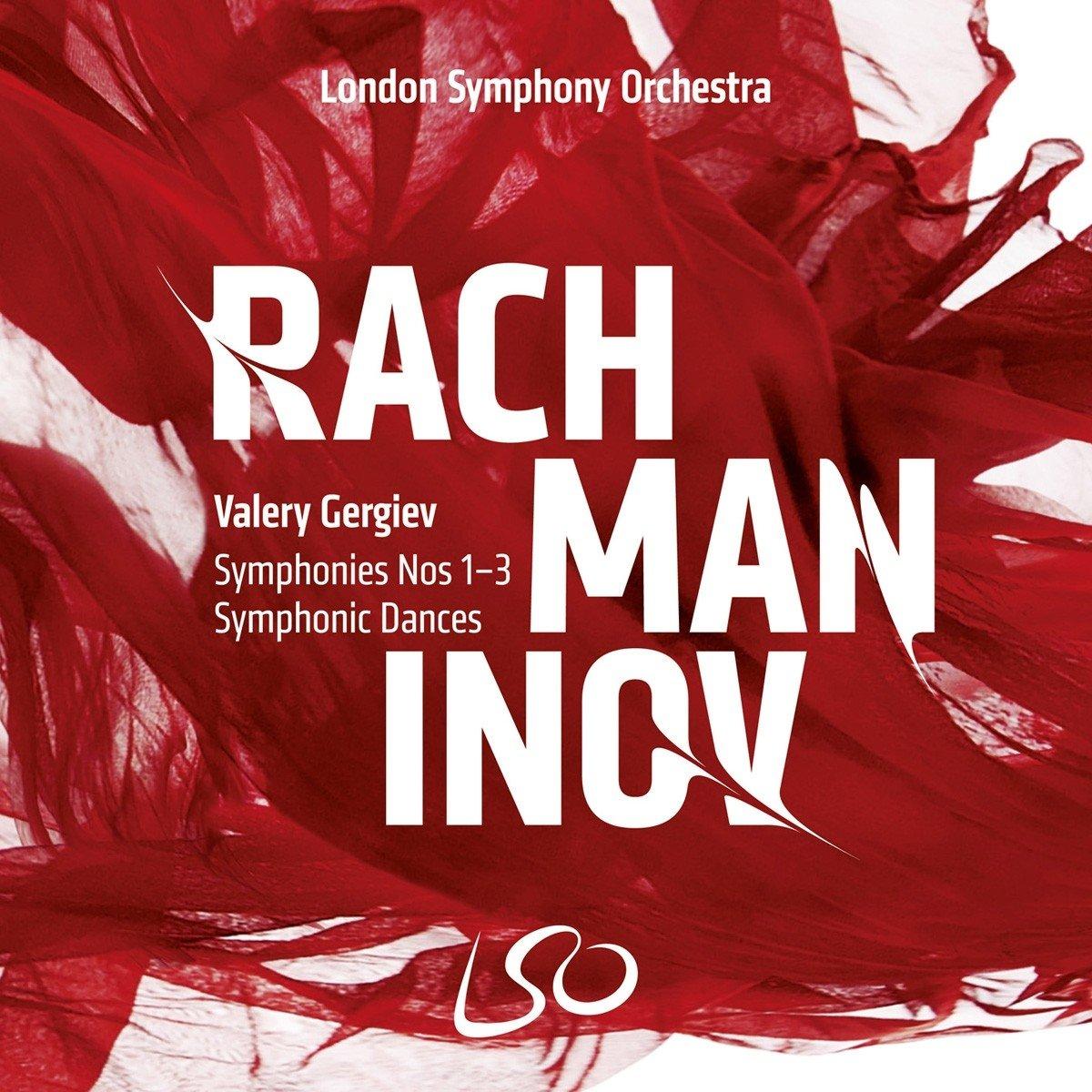 Rachmaninov: Symphonies Nos.1-3, Symphonic Dances
