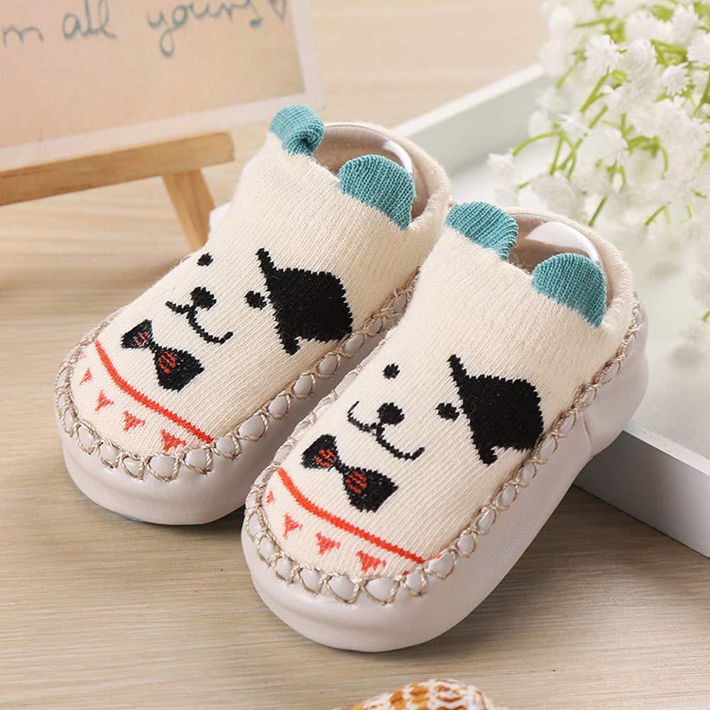 8367ab952c8dd Amazon.com: Lucoo Baby Socks,Newborn Baby Boys Girls Cartoon Ears ...
