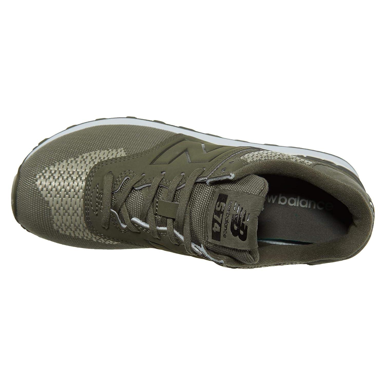 New Balance WL574FAC Basket Femme Military Green 41: Amazon