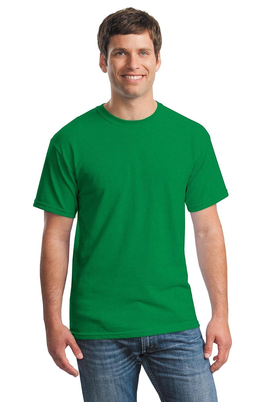 Gildan SHIRT メンズ B01G5K4G1W Small|Antique Irish Green Antique Irish Green Small