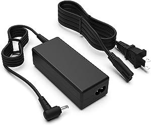 UL Listed 65W AC Charger Fit for Asus Q504 Q504U Q504UA Q304 Q304U Q304UA Q553 Q553U Q553UB Zenbook UX330UA UX330U UX330 UX330CA UX430UQ UX430UA UX430UN UX430U UX430 Laptop Power Supply Adapter Cord