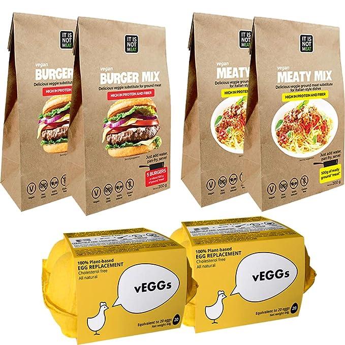 Multi-Packs > Sustitutos de Carne y Sustitutos de Huevo : vEGGs ...