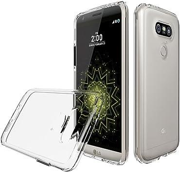 Funda para LG G5,MUTOUREN Carcasa para LG G5 Silicona TPU ...