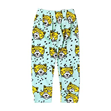 484fa5545 Igemy Newborn Baby Boys Girls Leopard Print Harem Pants Children ...