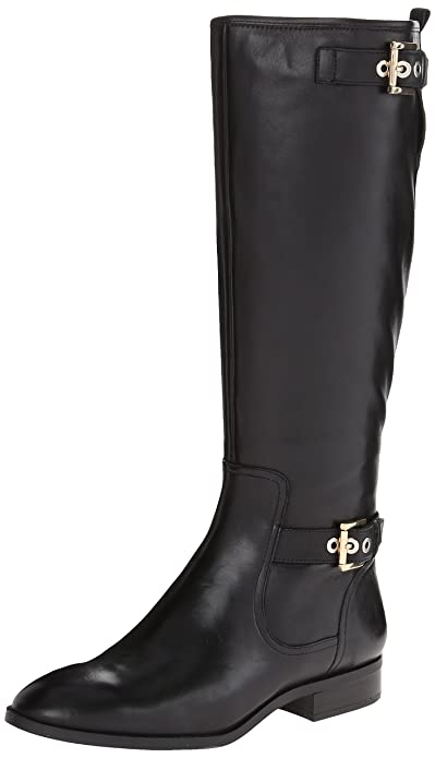 2624b9f7a44 Nine West Women's Bringit Riding Boot