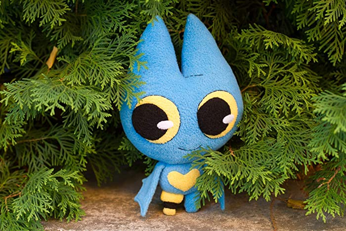 Adorabat Plush Mao Mao Heroes Of Pure Heart Toys Inspired Handmade Adorabat Toy 9 8 In High Handmade Amazon Com So i made a list showing all the characters' heights for those who wanna know. adorabat plush mao mao heroes of pure heart toys inspired handmade adorabat toy 9 8 in high