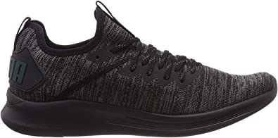 Puma Ignite Flash Evoknit, Zapatillas de Running para Hombre, Negro Black, 40.5 EU: Amazon.es: Zapatos y complementos