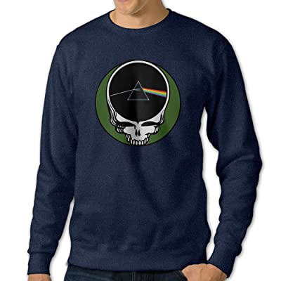 101Dog Dark Side Of The Moon Mens Pullover-sweaters Navy