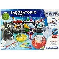 Clementoni Gran Laboratorio de Ciencia, Multicolor (552429)