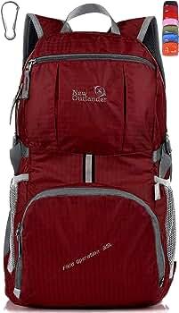Red School Bag Red Backpack Rucksack New Outlander 25L Tough Style Bag