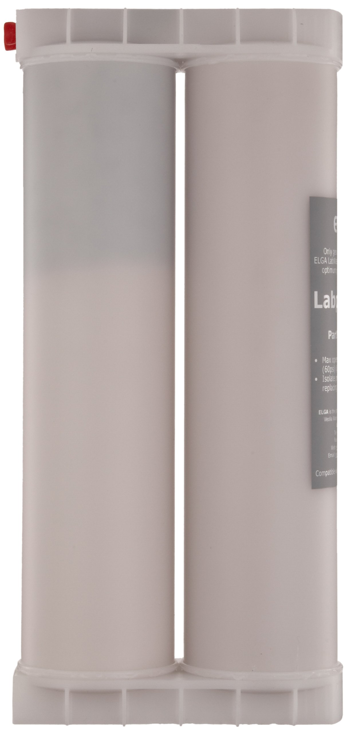 Elga LC186 Labpure S5 Purification Cartridge, For Purelab Classic by Elga