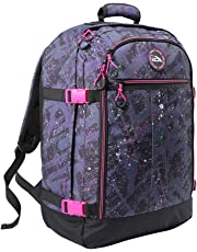 Cabin Max Backpack Flight Approved Carry On Bag Massive 44 Litre Travel Hand Luggage 55x40x20 cm